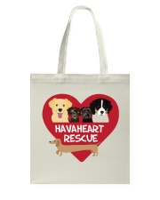 HavaHeart Rescue Store Tote Bag thumbnail