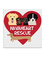 HavaHeart Rescue Store Square Coaster thumbnail