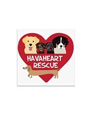 HavaHeart Rescue Store Square Magnet thumbnail
