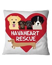 HavaHeart Rescue Store Square Pillowcase thumbnail