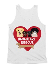 HavaHeart Rescue Store All-over Unisex Tank front