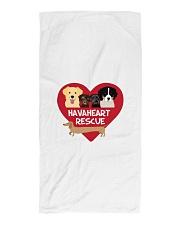 HavaHeart Rescue Store Beach Towel thumbnail
