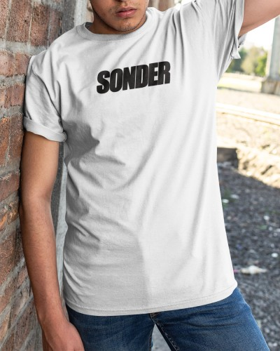 sonder merch shirt