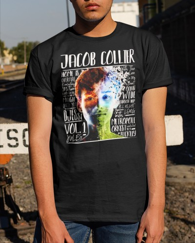 jacob collier merch shirt