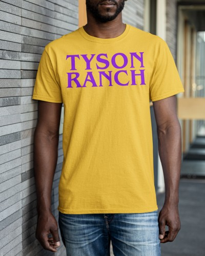 tyson ranch shirt