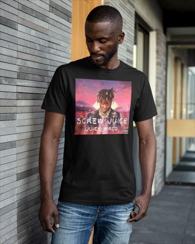 screw juice juice wrld merch shirt