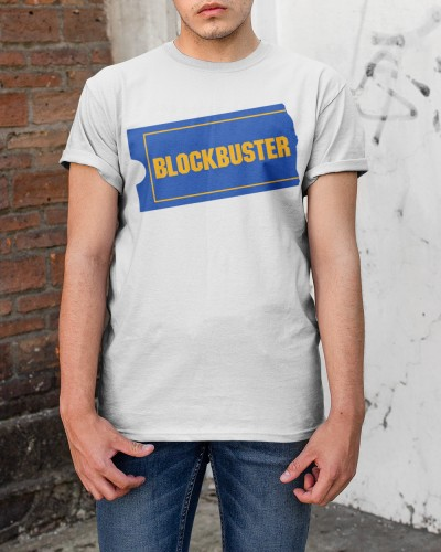 blockbuster t shirt