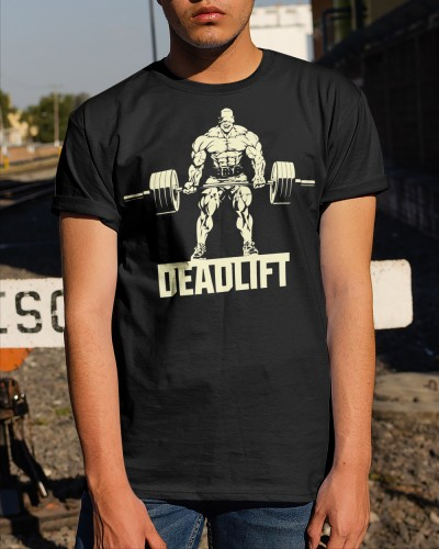 deadlift shirt