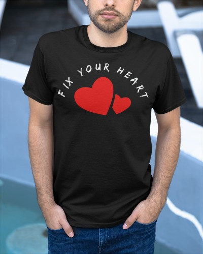 fix your heart america shirts