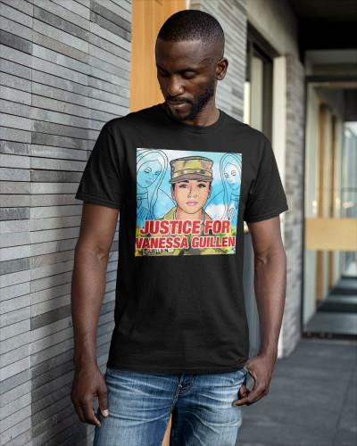 justice for vanessa guillen shirt