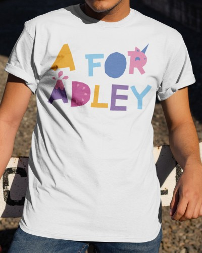 a for adley merch t shirt