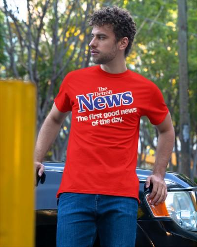 Detroit News Vintage shirt