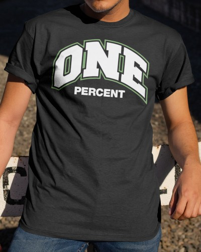 one percent merch shirts