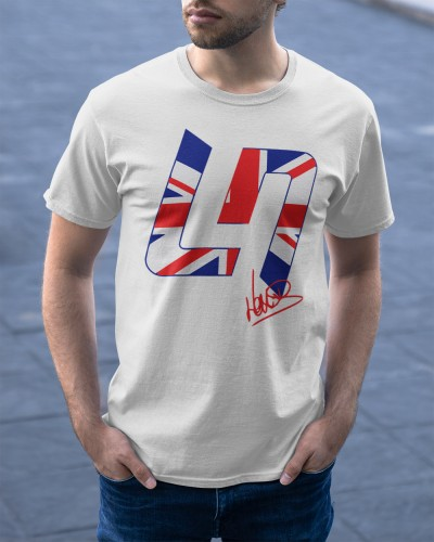 lando norris merch shirt