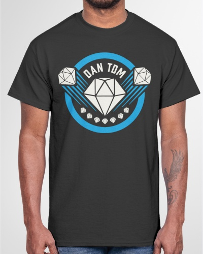 dantdm merch shirt