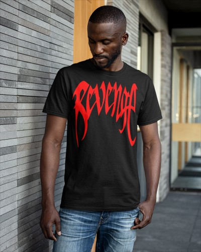 revenge merch shirts