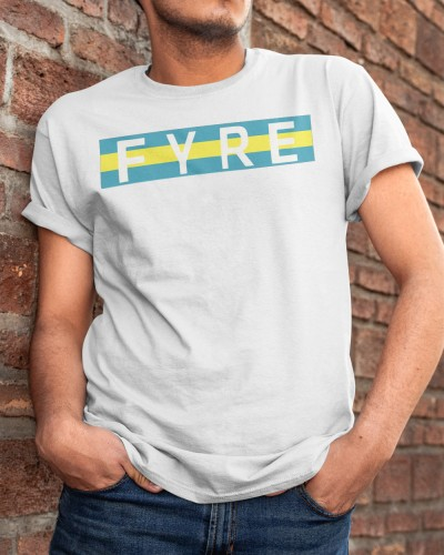 fyre festival merch shirt