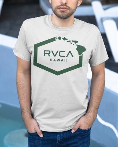 rvca hawaii shirts