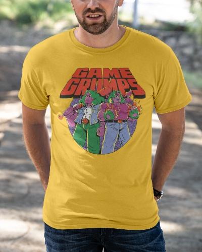 game grumps beat em up shirt