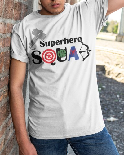 super squad merch shirt