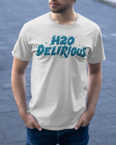 h20 delirious merch shirts
