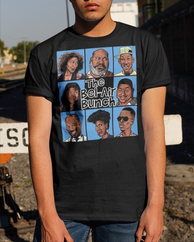 the bel air bunch shirt