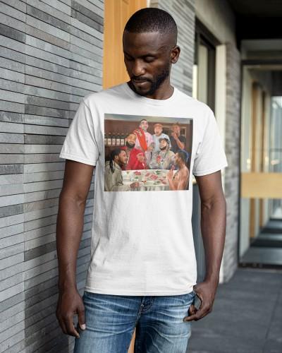legends never die shirt