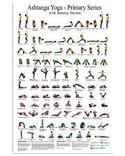 Ashtanga Yoga HD 2020 16x24 Poster front