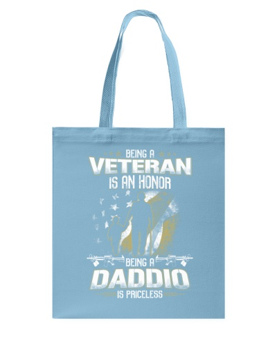 Veteran - Being a Daddio is priceless