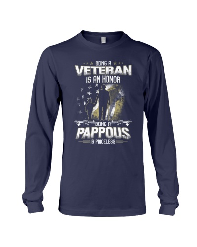 Veteran - Being a Pappous is priceless
