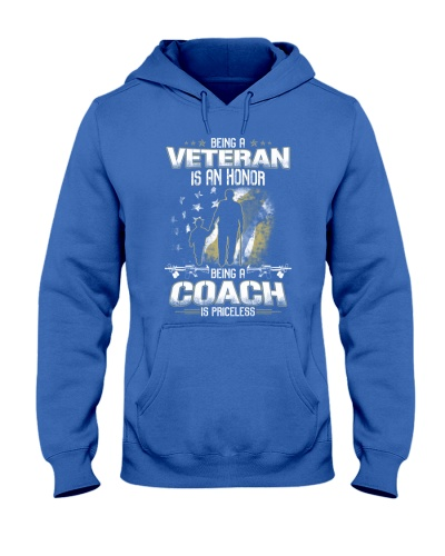 Veteran - Being a Coach is priceless