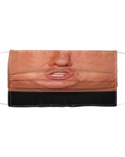 TRUMP MOUTH FACE MASK Cloth face mask front