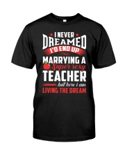 Marrying a Supersexy Teacher Premium Fit Mens Tee thumbnail