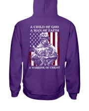 Veteran - Child of God Hooded Sweatshirt thumbnail