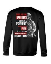 Veteran - Fast Crewneck Sweatshirt thumbnail