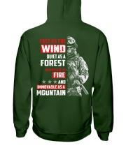Veteran - Fast Hooded Sweatshirt thumbnail