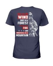 Veteran - Fast Ladies T-Shirt thumbnail