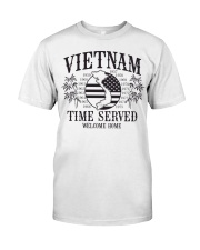 Vietnam Time Served 2020 shirt Premium Fit Mens Tee thumbnail