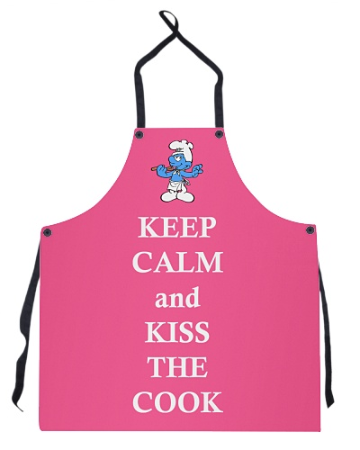 Kiss The Cook Chef