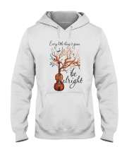 Every Little Thing Is Gonna Be Alright 1 Hooded Sweatshirt thumbnail