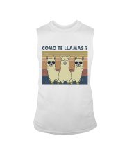 Come Te Llamas Sleeveless Tee thumbnail
