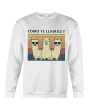 Come Te Llamas Crewneck Sweatshirt tile