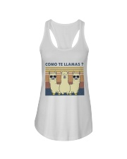 Come Te Llamas Ladies Flowy Tank thumbnail