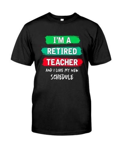 I Am A Retired Teacher