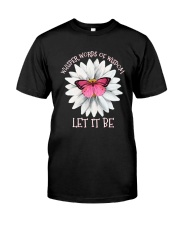Let It Be Classic T-Shirt front