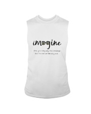 You May Say I Am A Dreamer Sleeveless Tee tile
