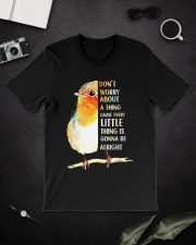 Be Alright Classic T-Shirt lifestyle-mens-crewneck-front-16