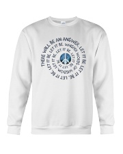 There Will Be An Answer 2 Crewneck Sweatshirt thumbnail
