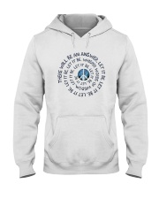 There Will Be An Answer 2 Hooded Sweatshirt thumbnail