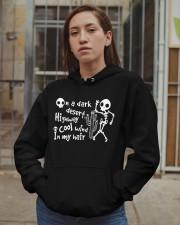 On A Dark Desert Hooded Sweatshirt apparel-hooded-sweatshirt-lifestyle-08